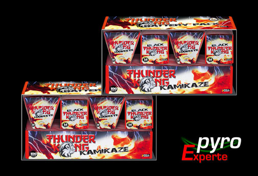 2x Thunder Kong Batterypack