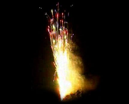 Drachenfeuer Effekt