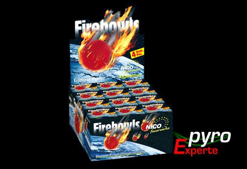 Fireballs - Knatterb�lle 1er