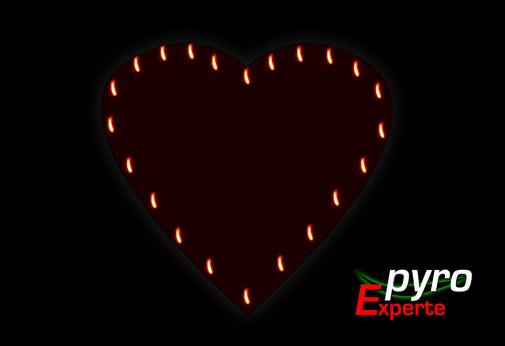 Lichterbild Herz