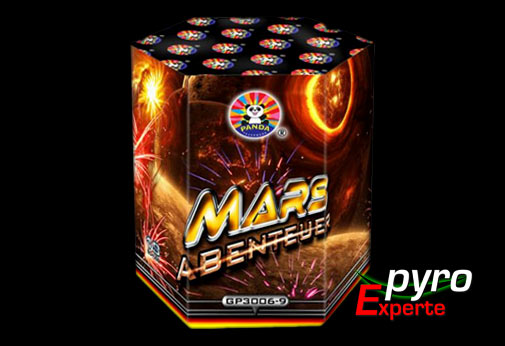 Mars Abenteuer