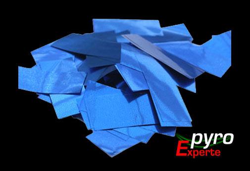 Metallic Flitter blau 1kg