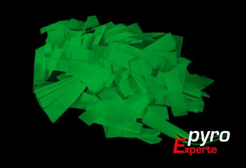 Papier Flitter gr�n 1kg