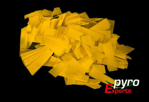 Papier Flitter orange 1kg