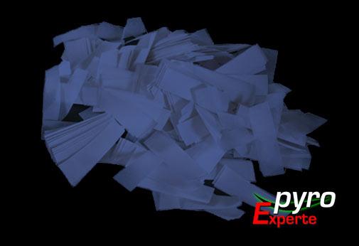 Papier Flitter violett 1kg